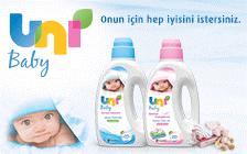 Uni Baby Çamaşır Ürünlerinde Süper Fırsatlar
