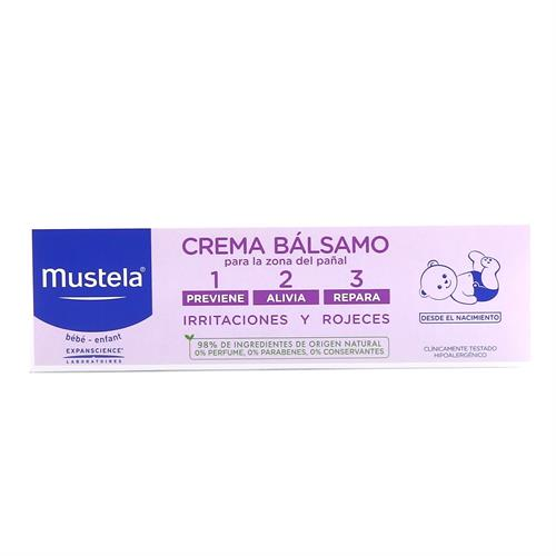 Mustela Vitamin Bariyer 1.2.3 100 ml Pişik Kremi