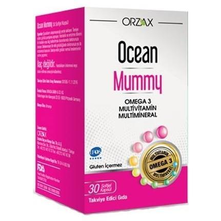 Ocean Mummy 30 Kapsül