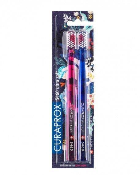 Curaprox CS 5460 Love Edition 2'li Diş Fırçası
