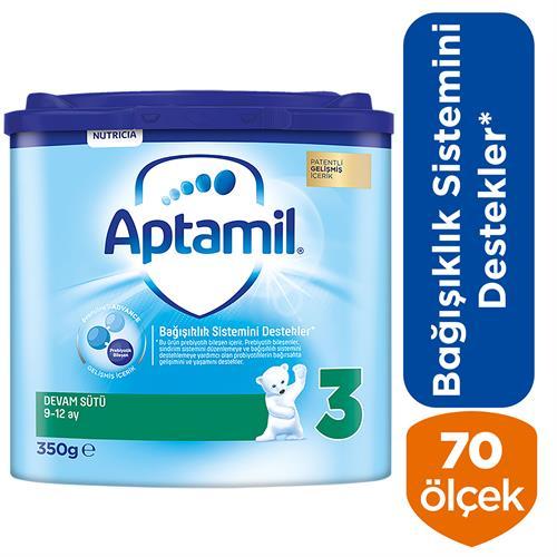 Aptamil 3 Devam Sütü 350 gr