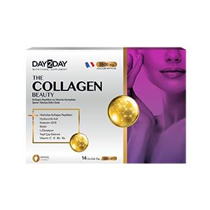 Day2Day The Collagen Beauty 14 Tüp x 40 ml
