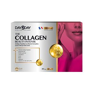 Day2Day The Collagen Beauty İntense 10000 mg 30 Şase