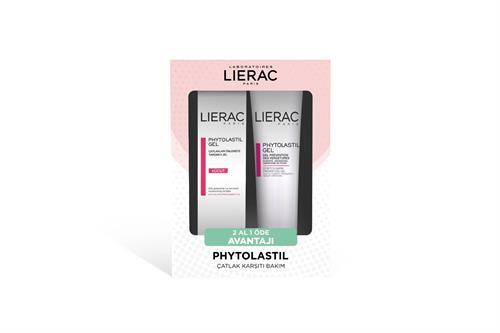 Lierac Phytolastil Gel 100 ml + 100 ml Kofre Paket