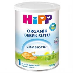 Hipp 1 Combiotic Organic Bebek Sütü 900 gr