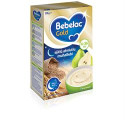 Bebelac Gold Kaşık Maması Sütlü Armutlu Muhallebi 250 gr