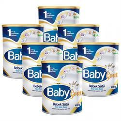 Baby Goat 1 Bebek Sütü 6'lı 400 gr