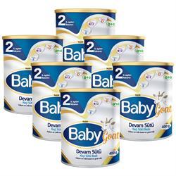 Baby Goat 2 Devam Sütü 6'lı 400 gr