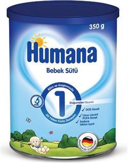 Humana 1 Bebek Sütü 350 gr