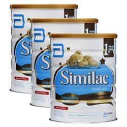 Similac 1 Bebek Sütü 3'lü 850 gr