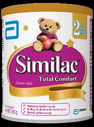 Similac Total Comfort 2 Devam Sütü 360 gr