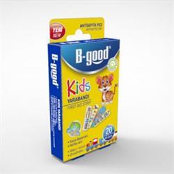 B-Good Kids Çocuk Yara Bandı 20 li