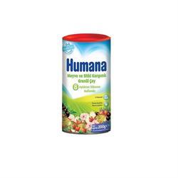 Humana Meyve ve Bitki Karışımı Granül Çay