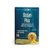 Ocean Plus 1200 mg 30 Kapsül Konsantre Balık Yağı