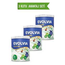 Evolvia NutriPro 2 Devam Sütü 3'lü 800 gr