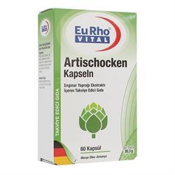 Eurho Vital Artischocken 60 Bitkisel Kapsül