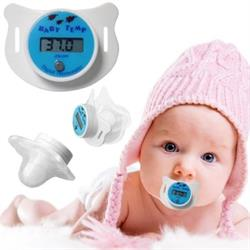 Nimo Alarmlı Emzikli Termometre