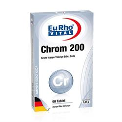 Eurho Vital Chrom 200 mg 90 Tablet