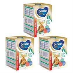 Bebelac Gold 2 Devam Sütü 3'lü 900 gr