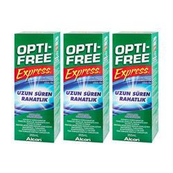 3 ADET Opti-Free Express Lens Solüsyonu 355 ml