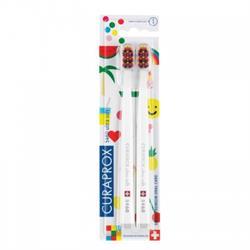 Curaprox 5460 Limited Edition Popart 2'li Diş Fırçası