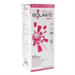 Solante Babies Sun Care Lotion Spf 30 150 ml Bebekler için Güneş Losyonu