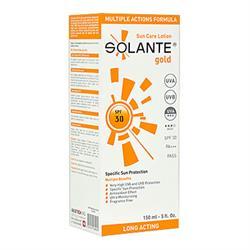 Solante Gold Sun Care Lotion Spf 30+ 150 ml Yetişkinler için Güneş Losyonu
