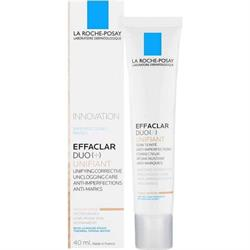 La Roche-Posay Effaclar Duo Unifiant Teinte Medium 40 ml Kapatıcı Akne Kremi