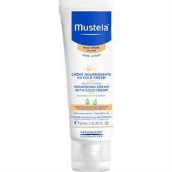 Mustela Cold Cream Face 40 ml Bebek Yüz Kremi