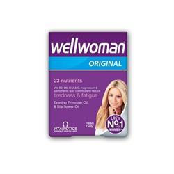Vitabiotics Wellwoman Kadın İçin 60 Tablet