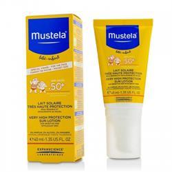 Mustela Spf50+ Güneş Losyonu 40ml