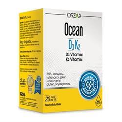 Ocean D3K2 20 ml Damla