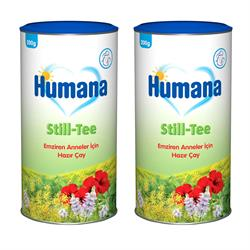 Humana Still Tee 2 Adet Emziren Anne İçeceği