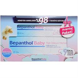 Bepanthol Baby 100 gr + 30 gr Pişik Kremi