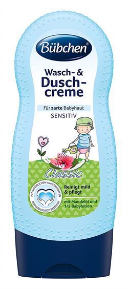 Bübchen 230 ml Bebek Duş Kremi