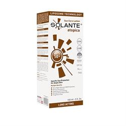 Solante Atopica Sun Care Lotion Spf 50+ 150 ml Atopik Dermatitli Ciltler Güneş Losyonu