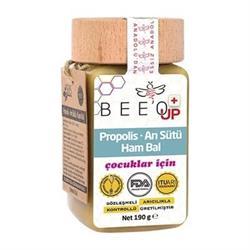 Bee'o Up Propolis + Arı Sütü + Ham Bal Çocuklar İçin 190 gr