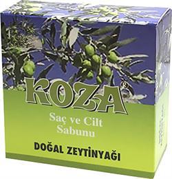 Koza Doğal Zeytinyağlı 100 Gr Cilt Sabunu