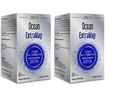 Ocean Extramag 2'li 60 Tablet (1 Alana 1 Bedava)