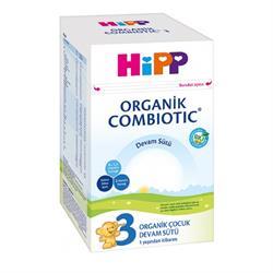 HiPP 3 Organik Combiotic Bebek Sütü 800 GR