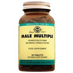 Solgar Male Multiple 60 Tablet Multivitamin