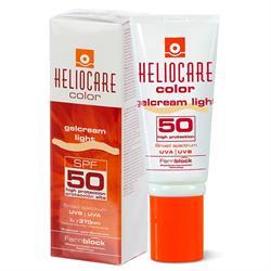 Heliocare Color Gelcream Light Spf 50+ 50 ml Güneş Kremi