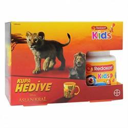 Redoxon Kids 60 Çiğnenebilir Tablet Bardak Hediyeli