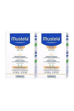 Mustela Cold Cream Içeren Besleyici Sabun 100 Gr - 2 Al 1 Öde
