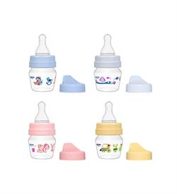 Wee Baby 30 ml Mini Cam Alıştırma Bardağı Seti 0-6 Ay