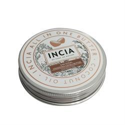 Incia Doğal Hindistan Cevizli Butter 50 ml