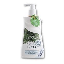 Incıa Arındırıcı & Zeytinyağlı Sıvı Sabun