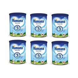 Humana 3 Devam Sütü 6'lı 800 gr