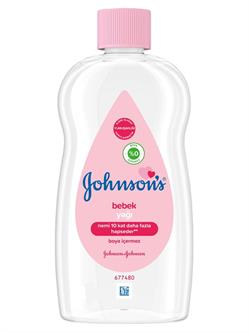 Johnson's Baby Bebek Yağı 200 ml