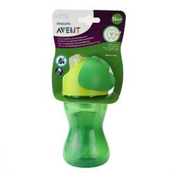 Philips Avent SCF798/01 300 ml Damlatmaz Pipetli Yeşil Bardak